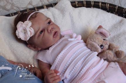 silicone babies romies doll studio